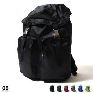 【バッグ 鞄】ビッグポケット 大容量 ナイロン バックパック リュック メンズ ファッション 通販 メンズ トレンド|soyous