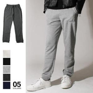 【スウェットパンツ】流行スタイル 裏毛 スウェット リブパンツ メンズ ファッション 通販 メンズ トレンド|soyous