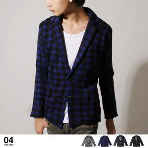 【ジャケット】総柄 ジャガード テーラードジャケット メンズ ファッション 通販 メンズ トレンド|soyous