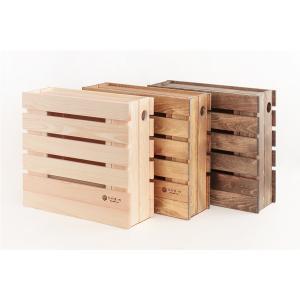 (ひのき・の) ルーター ケーブル 収納 ボックス Mサイズ / 国産 工房作り 三重 尾鷲 桧製 ...