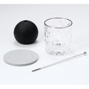 フローズンボール ロックグラスセット コップ 販促品 ノベルティ 粗品 景品 プレゼント お礼 挨拶|sp-gifts