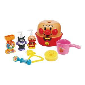 アンパンマン たのしいおふろセット 販促品 ノベルティ 粗品 景品 プレゼント キャラクター かわいい 人気|sp-gifts