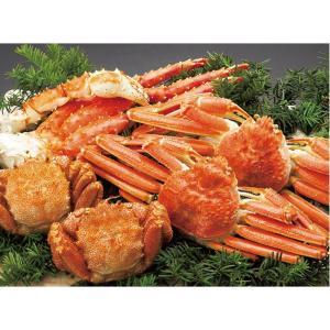 新・三大茹で蟹セット お取り寄せ グルメ 食品 人気 お礼 挨拶 販促 業務用|sp-gifts
