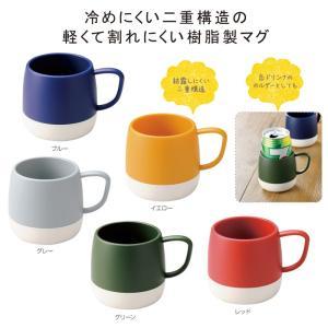 二重構造 アクティブマグカップ 販促品 粗品 記念品 景品 プレゼント 名入れ可能商品|sp-gifts