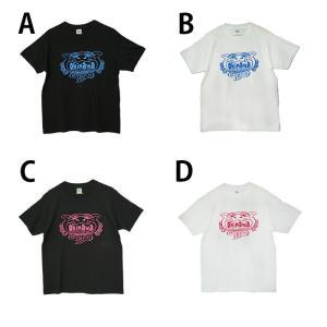 オリジナルTシャツ オキシー (S-XL) 沖縄 うちなー シーサー レディース メンズ ギフト お土産|sp-gifts