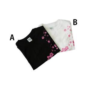 オリジナルTシャツ ハイビスカス (S-XL) 沖縄 うちなー シーサー レディース メンズ ギフト お土産|sp-gifts