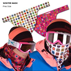 SALE(メール便200円OK)mcn ウィンターマスク(スキー スノーボード フェイスマスク ネックウォーマー)|sp-kid
