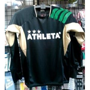 ATHLETA アスレタ 長袖 カラープラクティスシャツ 02267 sp-mikuni0595
