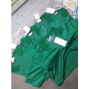 わけあり処分 BACH サッカーシャツ ダークグリーン 6枚組|sp-mikuni0595