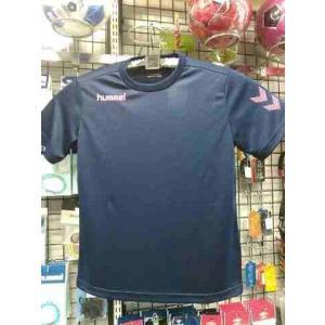 hummel ヒュンメル ワンポイント ドライTシャツ HAY2067-5 sp-mikuni0595