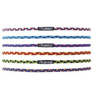 hummel ヒュンメル 三つ編み ヘアゴム HFA9108-1|sp-mikuni0595