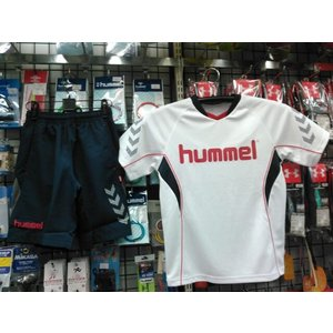 hummel ヒュンメル ジュニア ゲームシャツ+パンツセット  HJP1125SP sp-mikuni0595