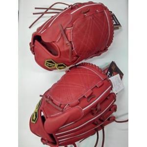 JUNKEI-GLOVE(ジュンケイグラブ) 硬式投手用 JG-1113A AZUKIブラウン 湯揉み型付け込み|sp-mikuni0595