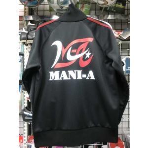 MANI-A(マニア)オリジナルロゴ ジャージ・ジャケットご予約注文  MANIAJAJ2F5 sp-mikuni0595