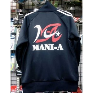 MANI-A(マニア)オリジナルロゴ ジャージ・ジャケットご予約注文  MANIAJAJ3F5 sp-mikuni0595