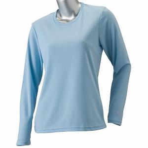 残品処分 ジューンスタイル レディース ドライ ボディロングスリーブTシャツ JS241T|sp-mikuni0595|02