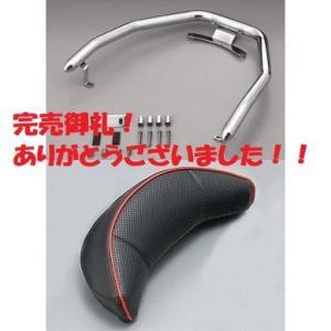 【完売御礼!】半額セール!FORZAフォルツァ MF10 デイトナ バックグリップ&バックパッドSET|sp-shop