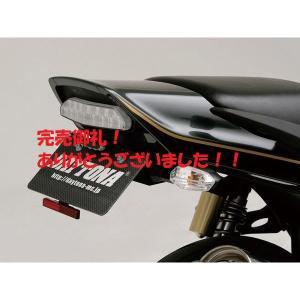 【完売御礼!】長期在庫特価!'09〜'16 ZRX1200DAEGダエグ デイトナ フェンダーレスキット LEDライセンスランプ付き|sp-shop