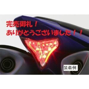 【完売御礼!】09'〜14' YZF-R1 RN24J ブリリアントテールランプ クリヤー|sp-shop