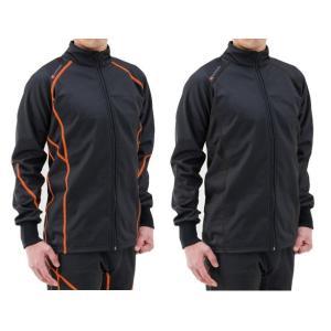HBV-002 防風防寒インナーシャツ フルZIP デイトナ【当店在庫あり】|sp-shop
