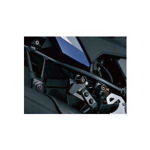 20'〜 Vストローム1050/XT EF11M ブラケットセットサイドケースロア(樹脂サイドケース用)左右 スズキ純正|sp-shop