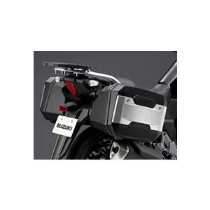 Vストローム250 DS11A サイドケース左右 スズキ純正 ※取付には別売のサイドケースプレート及びスリーケースロックセットが必要です。|sp-shop