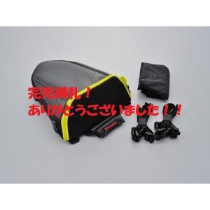 【完売御礼!】30%OFF!デイトナ DH-708 シートバッグ カーボン&蛍光イエロー HenlyBegins|sp-shop