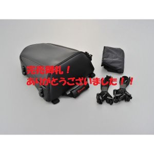 【完売御礼!】30%OFF!デイトナ DH-708 シートバッグ 合皮ブラック HenlyBegins|sp-shop