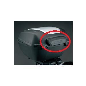 20'〜 Vストローム1050/XT EF11M トップケースバックレスト 35L樹脂トップケース専用品 スズキ純正|sp-shop