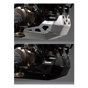 20'〜 Vストローム1050/XT EF11M アルミスキッドプレート各色 スズキ純正|sp-shop