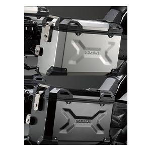 20'〜 Vストローム1050/XT EF11M アルミサイドケース左右 スズキ純正|sp-shop