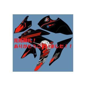 半額セール!15'〜18' YZF-R3/R25 デカールキット ユニコーンBブラック&レッド プロト正規品【当店在庫あり】|sp-shop
