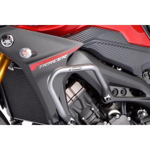 15'〜17' MT-09Tracerトレーサー PROFESTプロフェスト プロテクション・アッパーガード Sクローム プロト正規品【当店在庫あり】|sp-shop