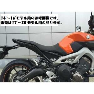 足つき安心!dB's 17'〜 MT09 RN52J 20mmローダウンゲルシート【当店在庫あり】|sp-shop