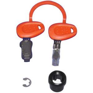 リアボックス用補修部品 ワイズギアロックAssy(1セット)|sp-shop