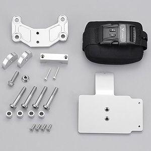 ドラッグスターシリーズ ETC車載器汎用取付ステーセット ビレット1 【当店在庫あり】|sp-shop