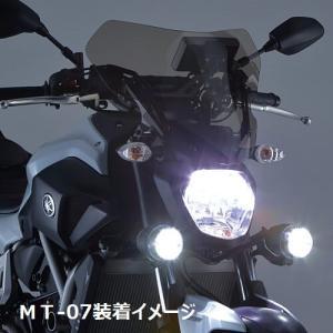 XSR700 RM22J フォグランプキット ヤマハ純正|sp-shop