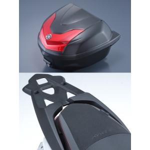NMAX125/155(全年式)ユーロヤマハトップケース(ボックス)30L 装着3点セット ヤマハ純正【当店在庫あり】|sp-shop