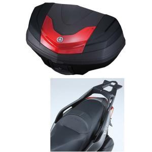 XMAX SG42J ユーロトップケース(ボックス)50L装着3点セット ヤマハ純正【当店在庫あり】|sp-shop