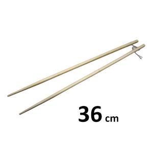 竹 菜箸・36cm  【さいばし】 sp2d