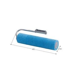 テラモト 吸水ローラーミニ・400mm【吸水スポンジ、業務用ワイパー、水取りスポンジ】|sp2d