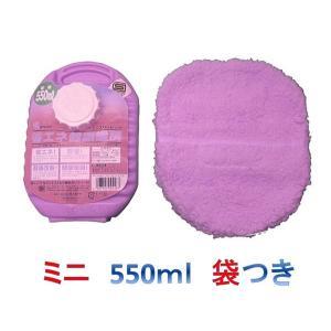 尾上製作所 ポリ湯たんぽ・ミニスリーピング・550ML・袋つき|sp2d