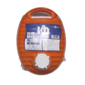 三鈴 ポリ湯たんぽ小(2.2L)袋なし|sp2d