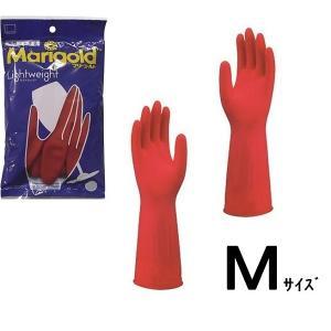 オカモト マリーゴールド手袋 ライトウェイト・M 【炊事・掃除用手袋】