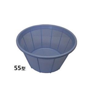 新輝合成 トンボ アシストざる55型ブルー|sp2d