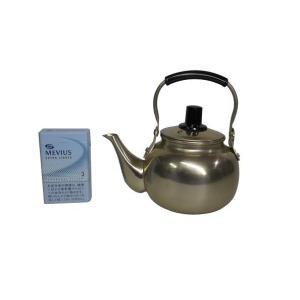 前川金属 アルミ こづち瓶・0.7L 【ミニ湯沸かし】【ケトル  やかん】