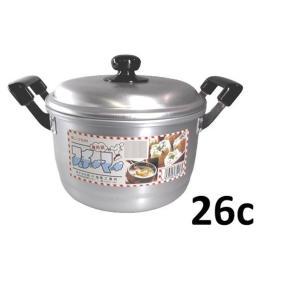 前川金属 兼用鍋26c