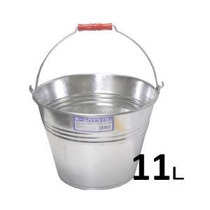 トタンバケツ桶型2号・13型(11L)|sp2d