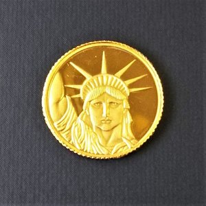 24金 リバティ純金コイン 1/20オンス 金 ゴールドコイン Liberty Trade Gold...