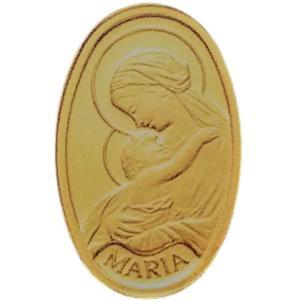 24金 聖母マリア金貨 2.5g インゴット 純金 コイン 金貨